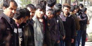 Kars'ta Kaçak Göçmen Operasyonu