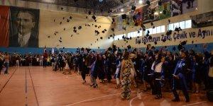 Sarıkamış BESYO ve MYO'da Mezuniyet Töreni