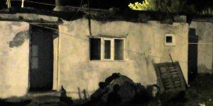 Ardahan'da Bir Evin Damı Çöktü