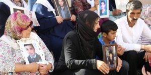 Diyarbakır'daki Ailelerin Eylemi
