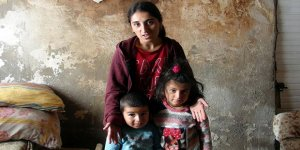 4 Kişilik Ailenin 'Yaşam Mücadelesi'