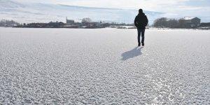 Aktaş ve Çıldır Gölü'nde Kış