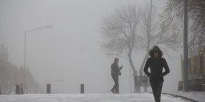 Kars'ta 'Kar Yağışı ve Tipi'