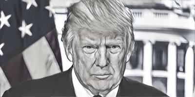 Trump'dan İran'a Saldırı Uyarısı