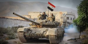 Suriye Ordusu İdlib'e 20 km Uzaklıkta