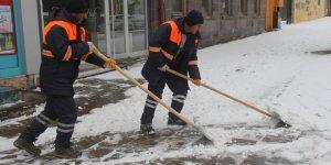 Kars ve Bölgede Kar Yağışı Sürecek