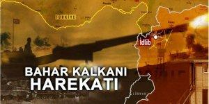 Kars'tan 'Bahar Kalkanı Harekatı'na Destek