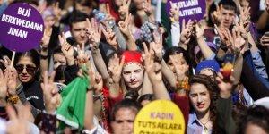 Diyarbakır 8 Mart Mitinginde '3. Yol' Mesajı