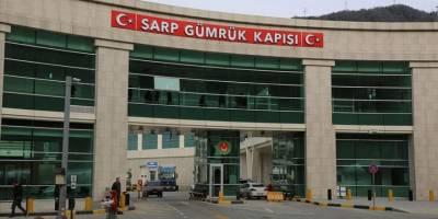 Sarp 'Yolcu' Geçişlerine Kapatıldı
