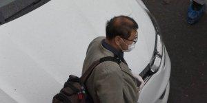 'Çinli Turist' Gözetim Altına Alındı