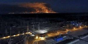 Çernobil'deki Orman Yangını Söndürülemiyor