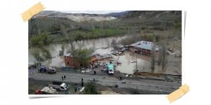 Sarıkamış Karakurt Sular Altında Kalıyor