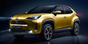 Toyota, Yaris Cross'u Tanıttı