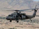Keşif Uçuşu Yapan Helikopter VURULDU