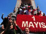 Taksim&#39de 1 Mayıs COŞKUSU.. Galeri