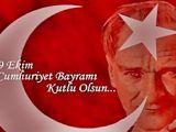 Yurtta Cumhuriyet Bayramı Kutlanıy&#111r!