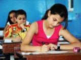 İlköğretim Öğrencilerinin SBS Heyecanı