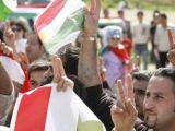 Suriye Kamışlıda 50 bin Kişi YÜRÜDÜ