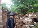 Yağmur Toprak Damlı Evleri YIKTI