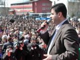 Newroz Kars'ta Coşkuyla KUTLANDI