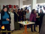Kars Arpaçay'da Halıcılık Sergisi
