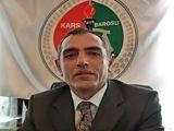'Baro Başkanı'nın Aracı KURŞUNLANDI
