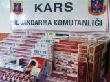 Kars'ta Sigara Kaçakçılarına DARBE