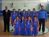 Kars'ta Yıldız Kızlar Voleybol Turnuvası