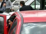 Kadın Sürücüye KAZA YAPTIRDILAR.!