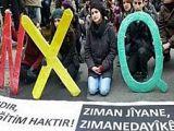 Dünya Anadil Gününde Kürtçe DERS