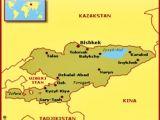 Kırgızistan'da Etnik Çatışma: 50 ÖLÜ