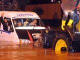 Antalyayı Sel Vurdu: 6 Kişi KAYIP