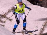 Kayaklı Koşu Şampiyonası YAPILDI