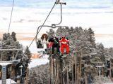 Sarıkamış'ta Kayak Sezonu AÇILDI
