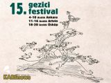 15. Gezici Festival Polis, (s.) DEDİ