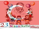 Kars ve Türkiyede 23 Nisan COŞKUSU