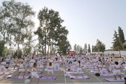 1. Dünya Yoga Koreografi Şampiyonası