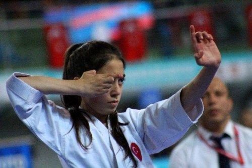 13. Uluslararası Palandöken Karate Turnuvası Başladı