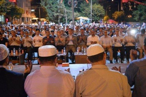 15 Temmuz Şehitleri İçin Kağızman'da Mevlit Okutuldu