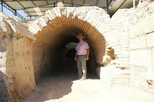 2 Bin Yıllık Yapı Gün Yüzüne Çıktı