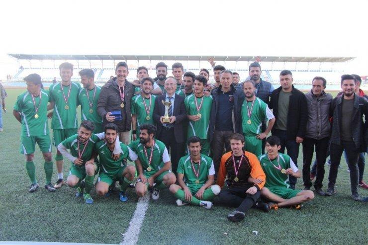 Kars KYK, 'Futbol Turnuvası'nın Bölge Şampiyonu