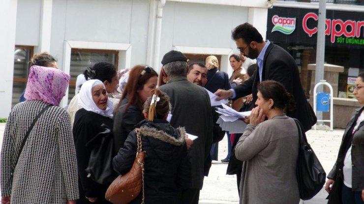 Kars'ta 160 kişilik İşe 663 kişi Başvurdu