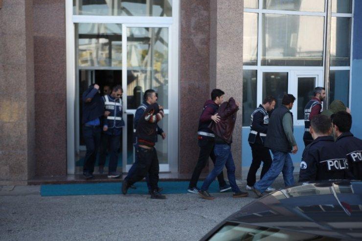 Giresun'da Fuhuş Operasyonu: 16 Gözaltı