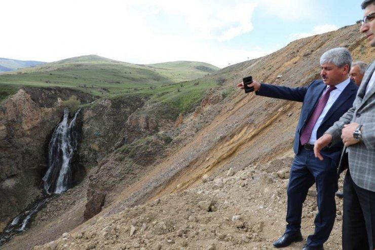 Kars Vali Rahmi Doğan'dan Susuz'da