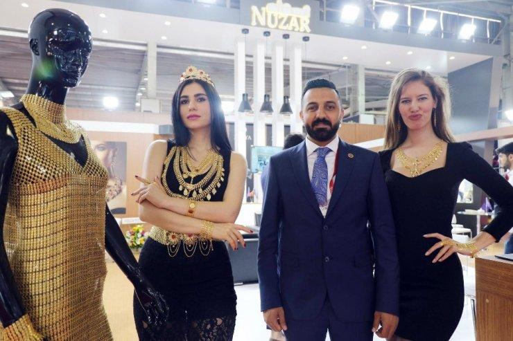 Diyarbakır'da Mücevher Fuarı