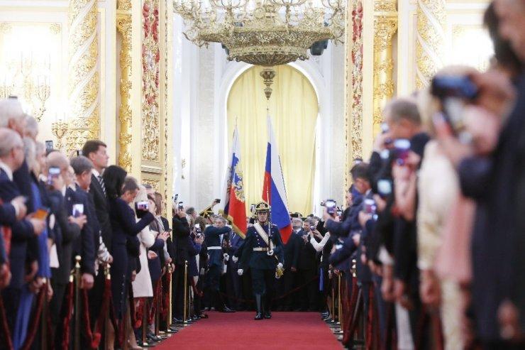 Rusya'da 4'üncü Putin Dönemi