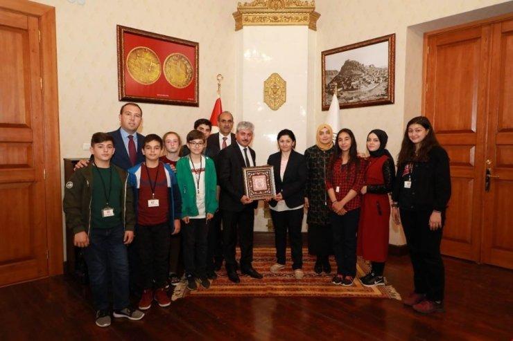 Edirneli Öğrenciler Kars'ta