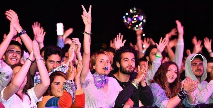 'İzmir Gençlik Festivali' Sona Erdi