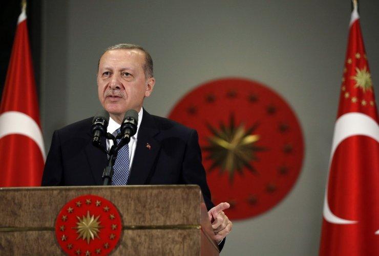 Cumhurbaşkanı Erdoğan'dan Yerli Para Çağrısı