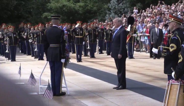 ABD'de Ulusal Anma Günü